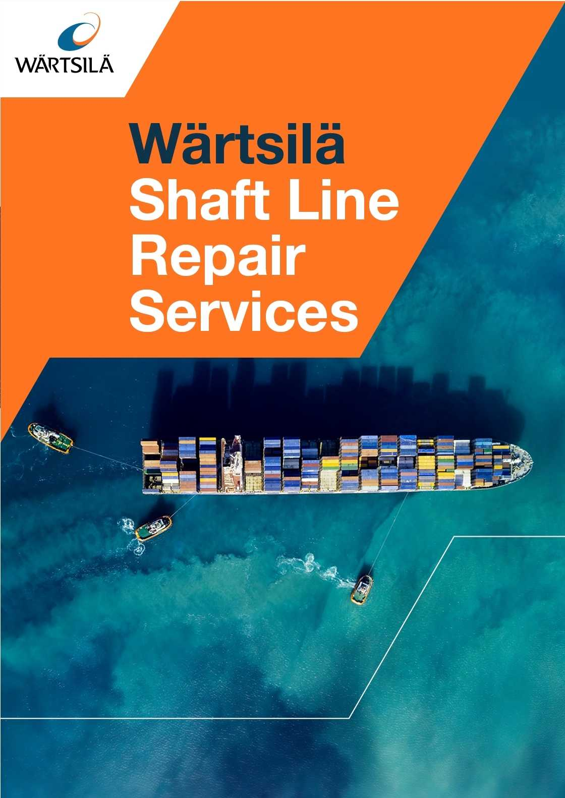Whitepaper: Shaft Line Repair - Wärtsilä