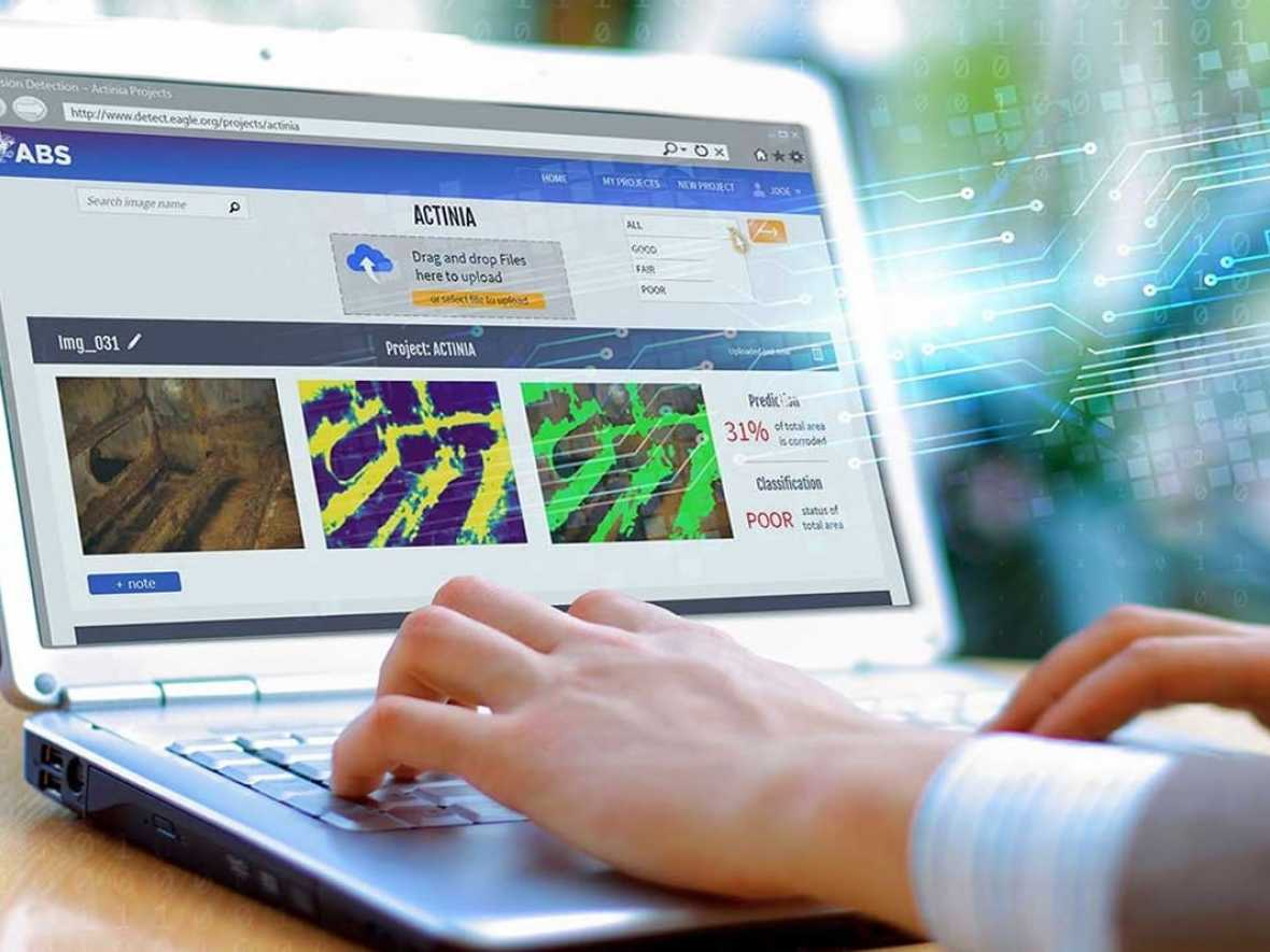 AI project to detect corrosion and coating breakdown