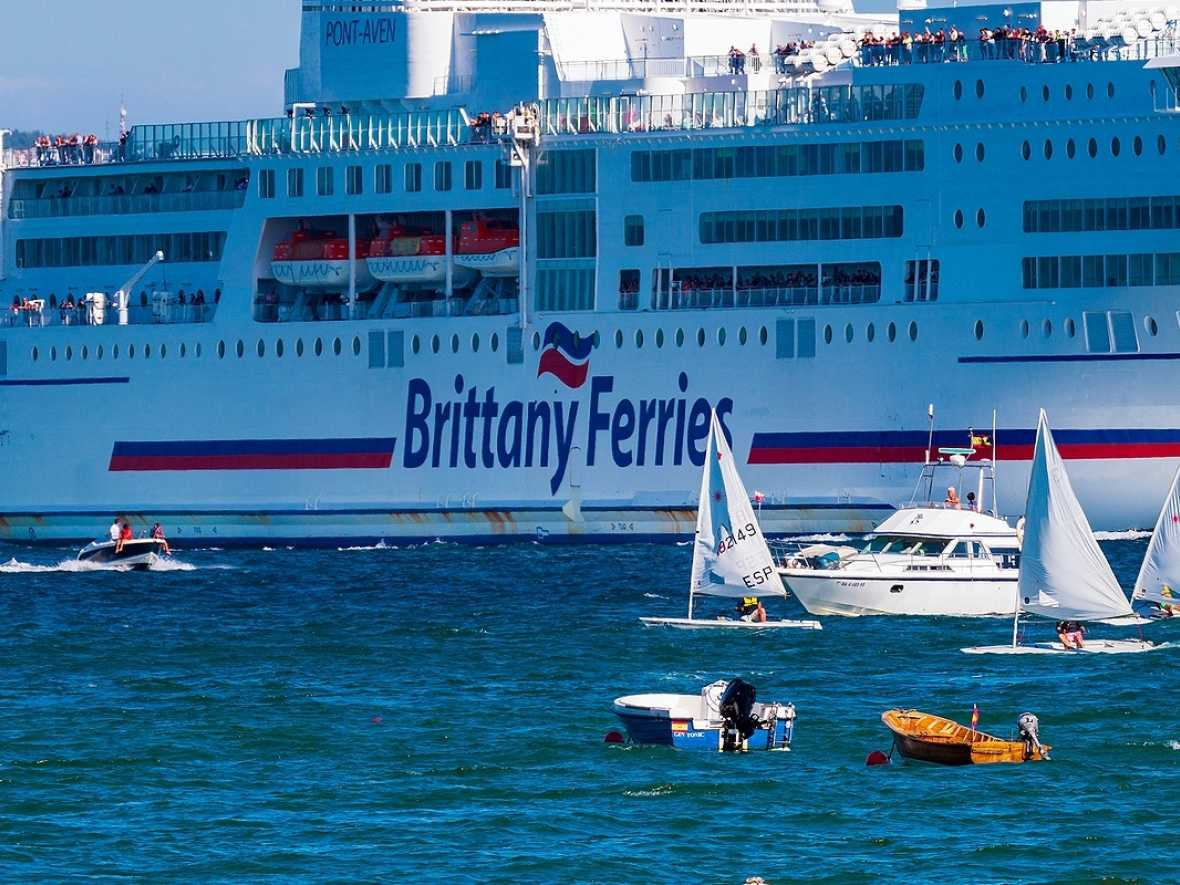 Profit-sharing deal delivers for Brittany Ferries and Wärtsilä