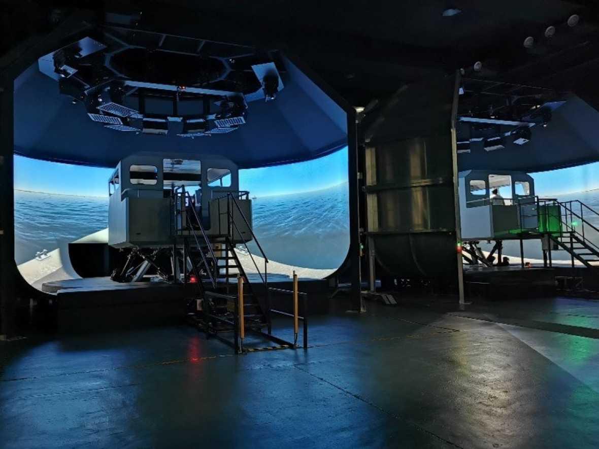 Singapore Police Coast Guard get first Kongsberg first Fast Craft simulators