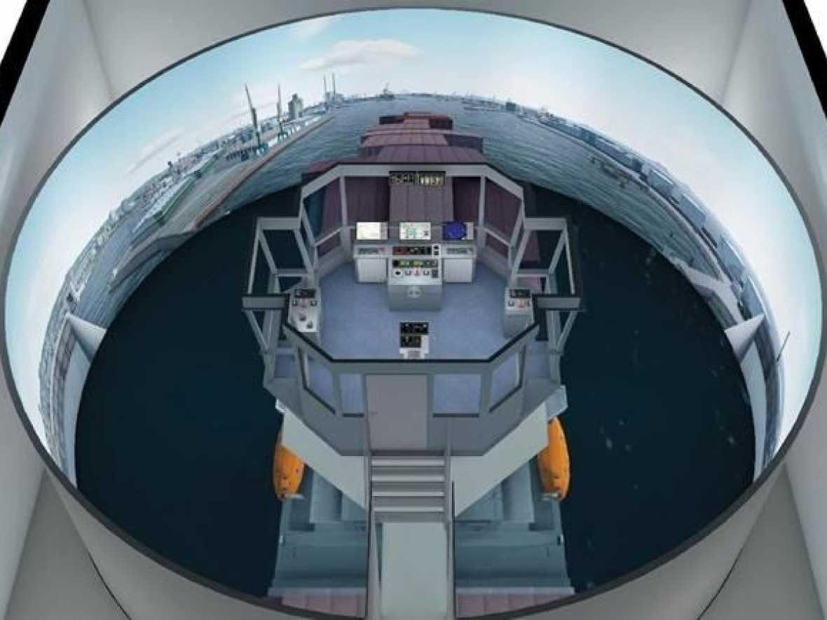 Wärtsilä simulator upgrading will enhance Le Havre pilot operations