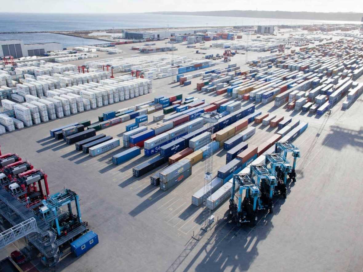 APM Terminals acquires Aarhus neighbour