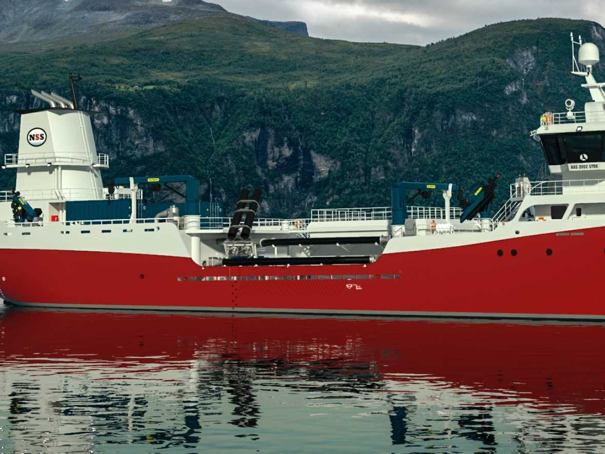 ABB wins first hybrid power order for specialist vessel