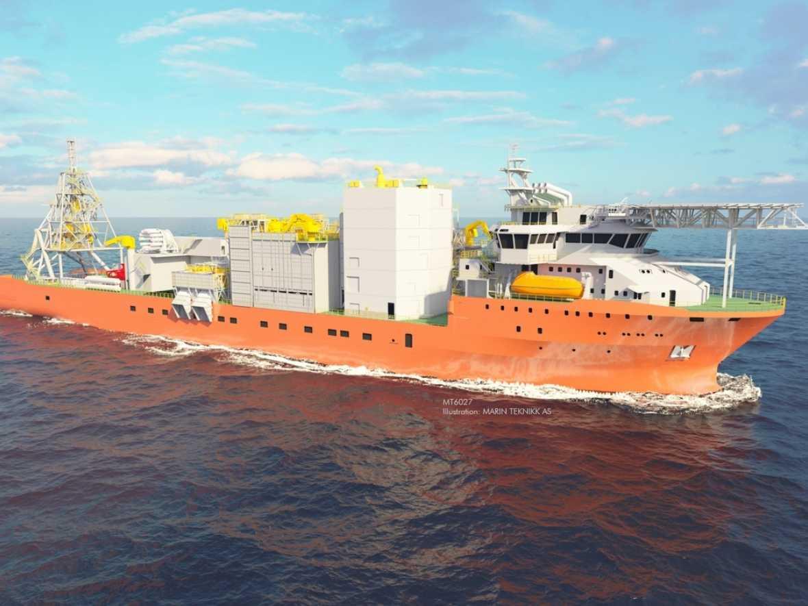 ABB wins diamond mining vessel power contract