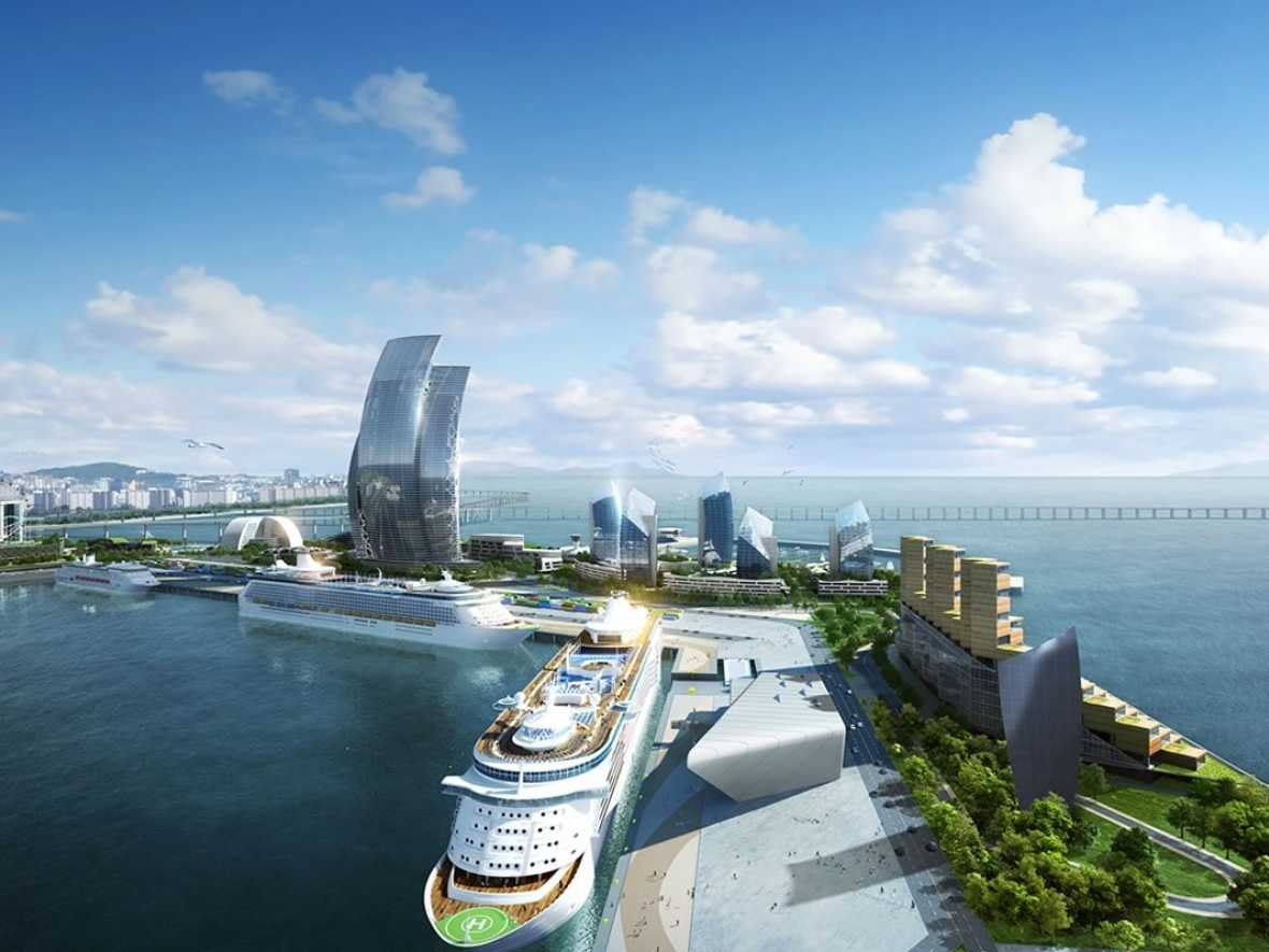ABB to aid port emission reductions at Incheon with shore to ship power deal