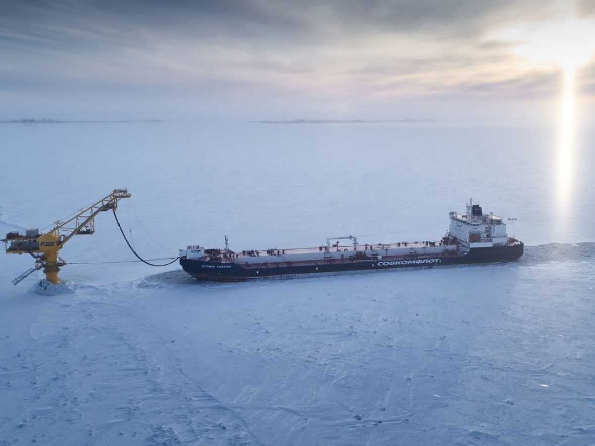 ABB to remotely monitor Sovcomflot ice-going fleet