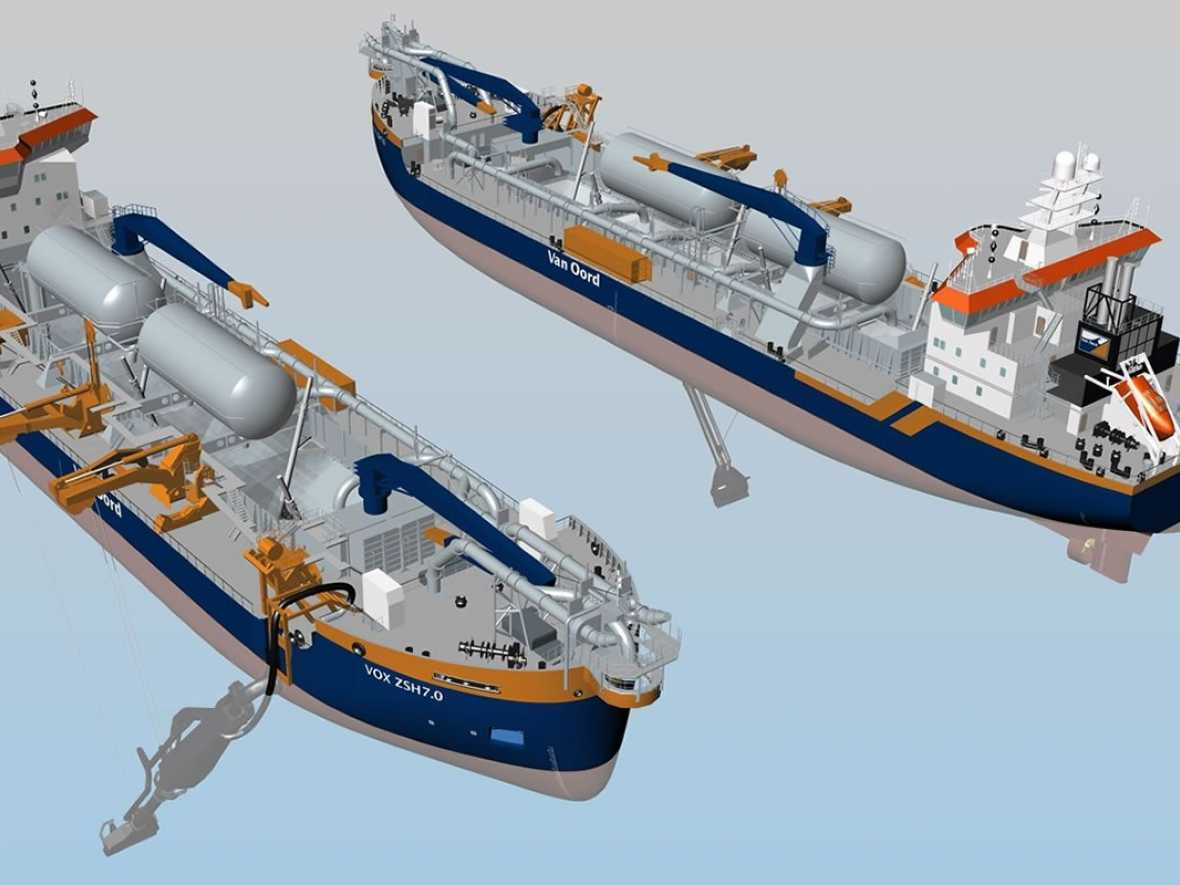 ABB wins first integrated vessel system for dredgers