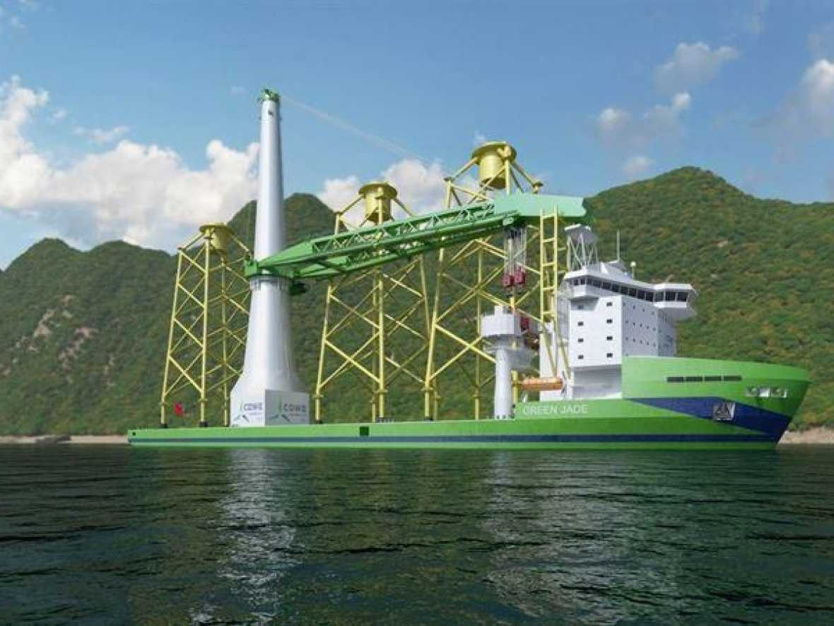 Taiwan's first offshore vessel classed with ABS