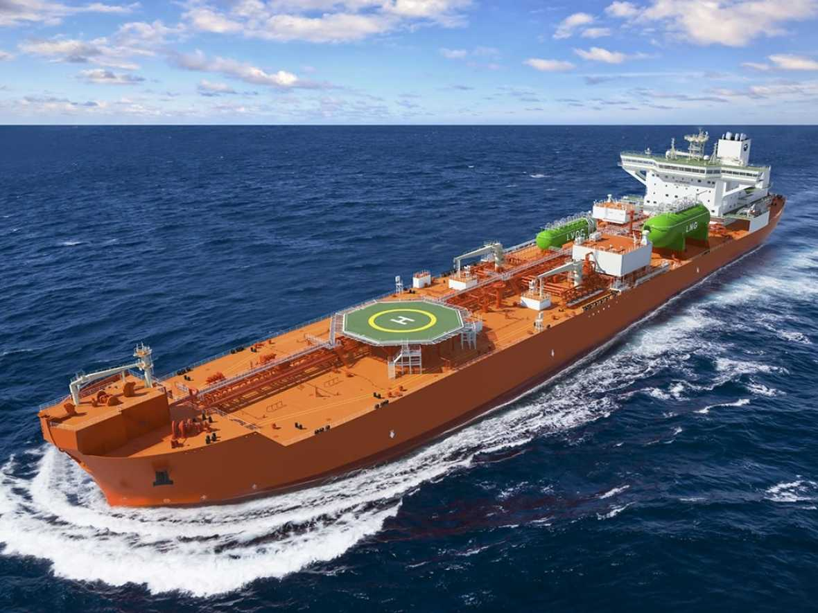 AET names world's cleanest DP shuttle tankers