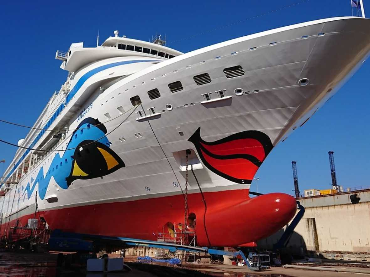 Nippon Paint's Aquaterras wins first cruise reference
