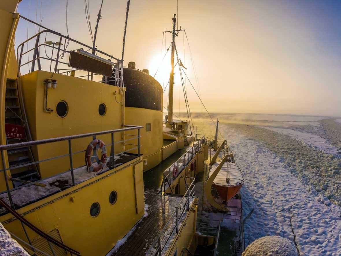 Environmental groups slam slow progress on Arctic HFO ban