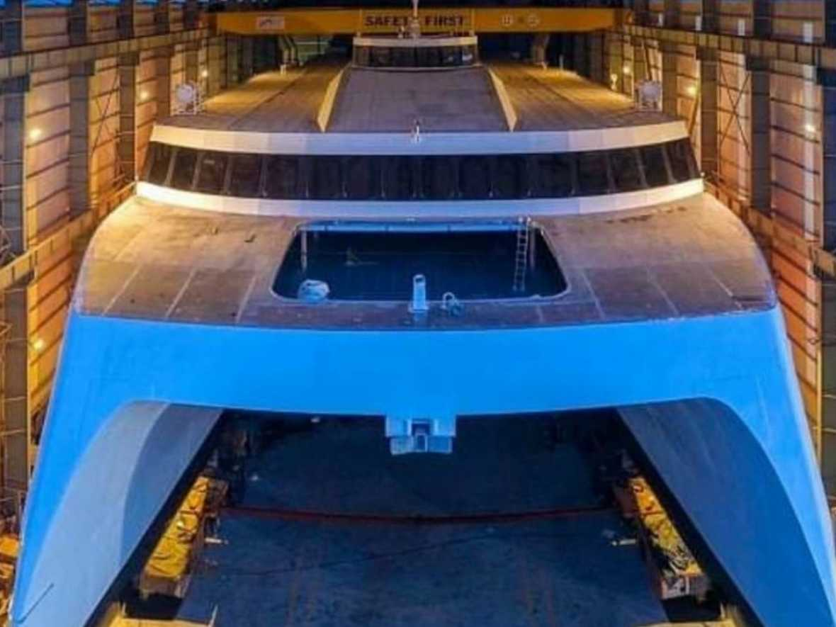 Austal Vietnam make first ever delivery