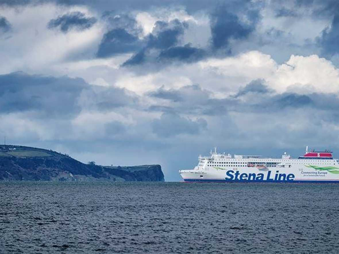Stena Line claims 10 years ahead of CO2 targets