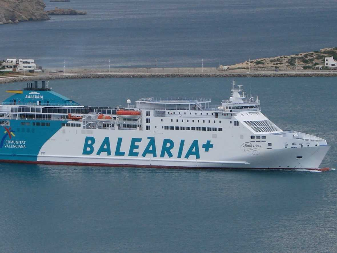 Baleària claims COVID-19 safety first