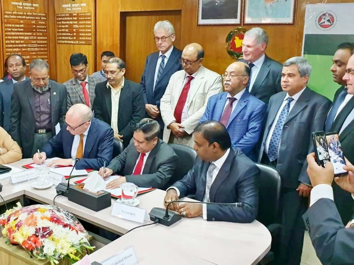 Dutch-Australian JV to build Bangladesh shipbuilding and repair potential