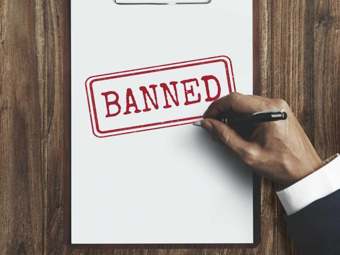 More port scrubber bans announced