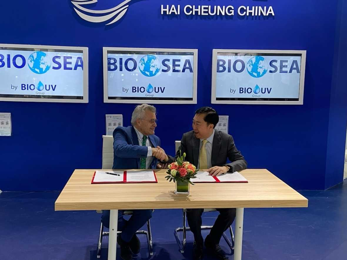 Bio-UV plans China rollout partnership