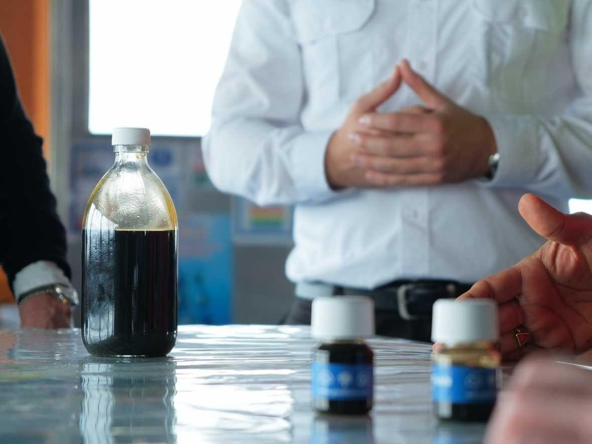 Stena Bulk to test tanker on pure biofuel