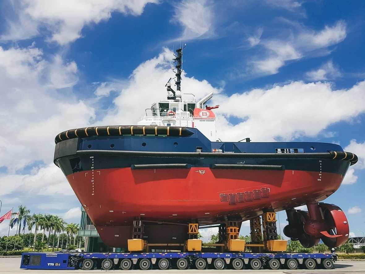 Boluda Towage opts for two Damen tugs