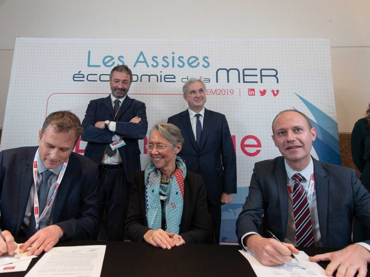 BV in French Initiative on marine energy transition