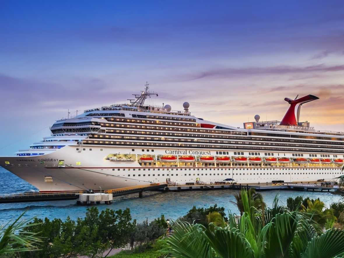 Carnival is first cruise operator to join Getting to Zero
