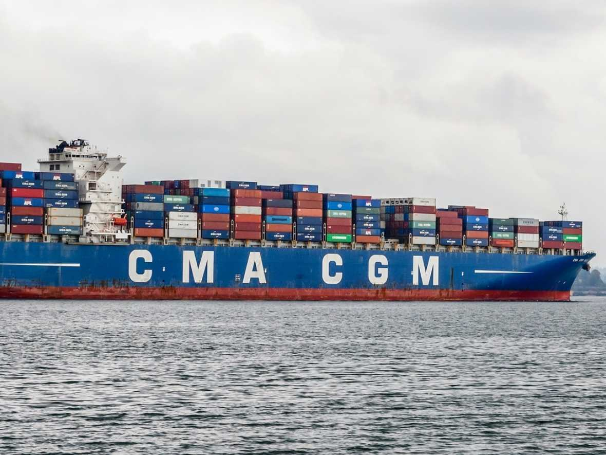 CMA CGM Group plans carbon neutrality by 2050