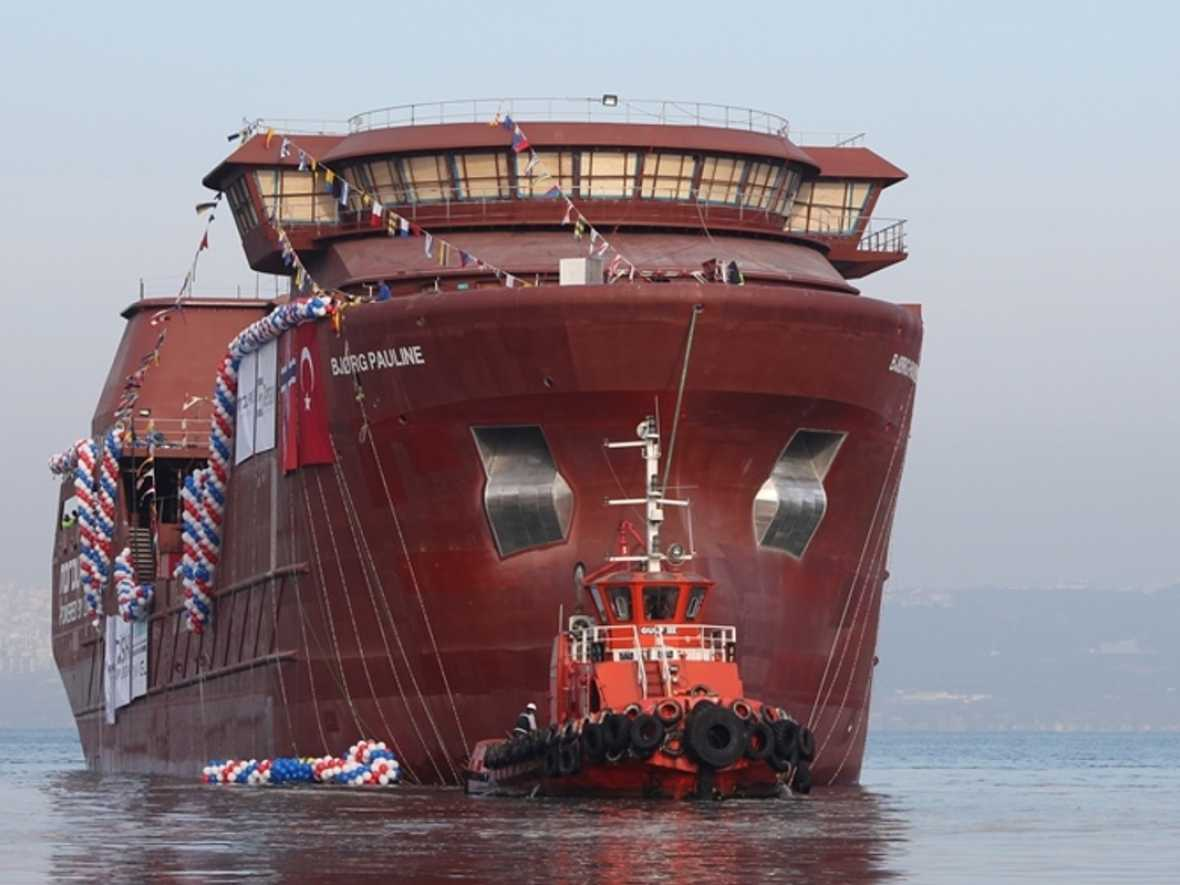 Corvus to supply ESS for second Nordlaks ship