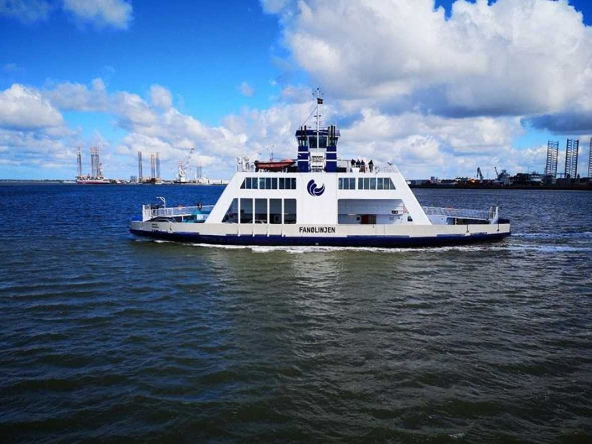Corvus to supply ESS for Danish ferry