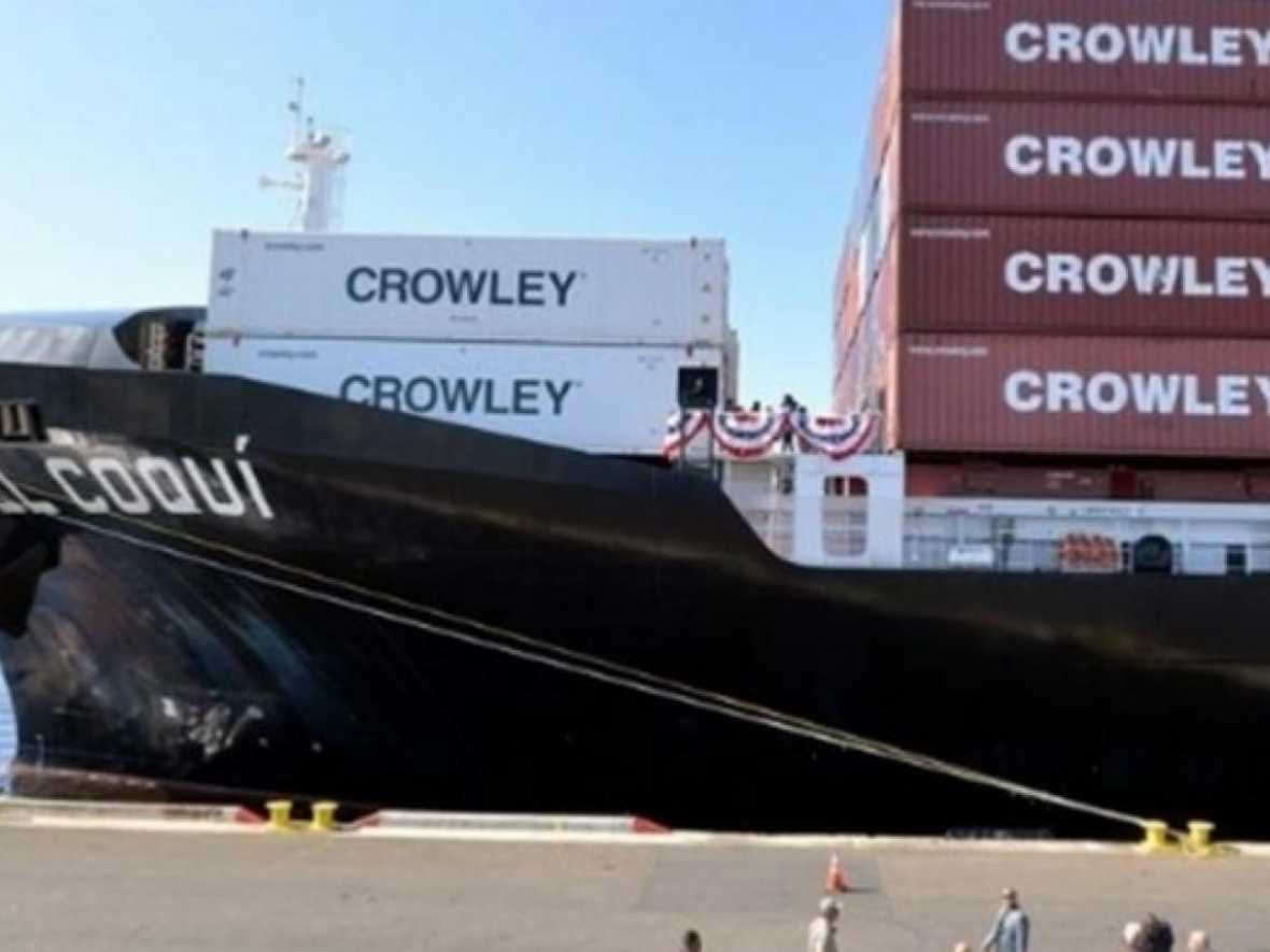 Crowley Maritime opts for Fleet Xpress