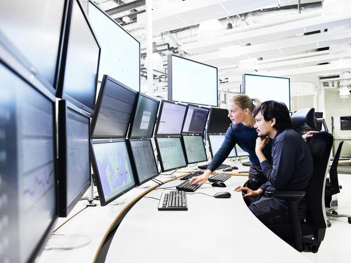 Cybersecurity first claimed by ABB and DNV GL
