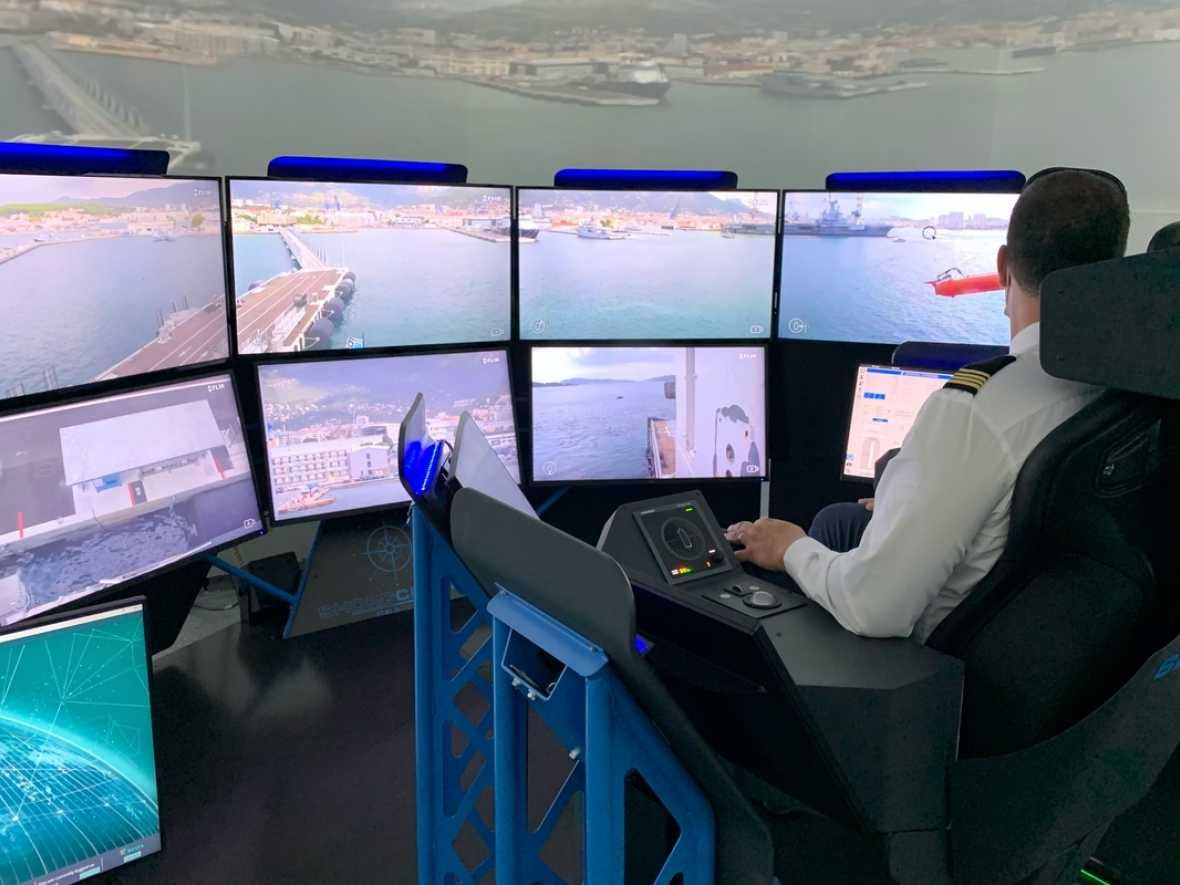 Marlink's comms systems chosen for SeaOwl's remote operation project