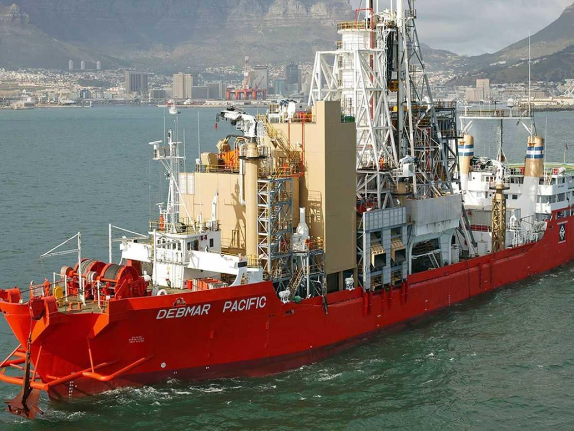 Wärtsilä to replace generating sets aboard of De Beers vessel