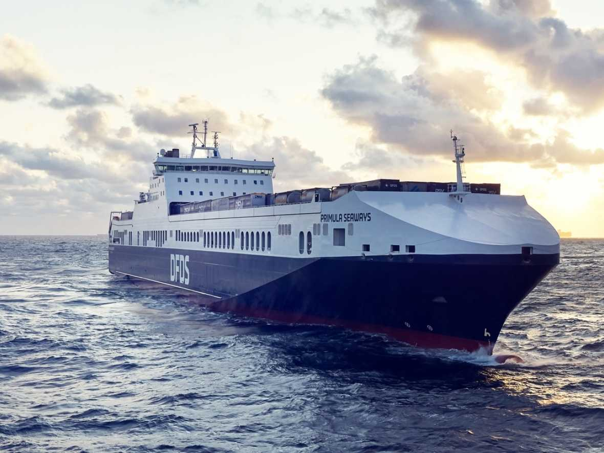 DFDS 10-year climate plan includes methanol as fuel