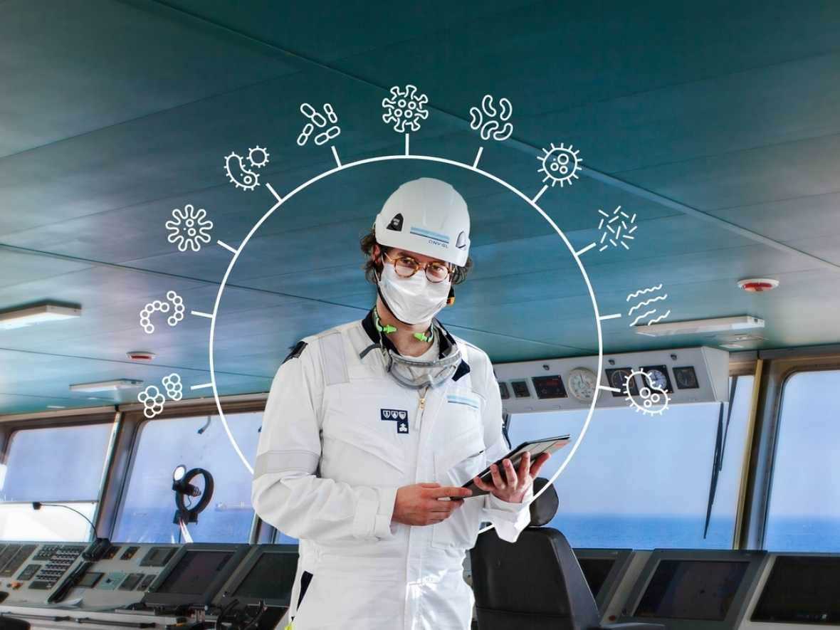 DNV GL launches infection prevention certification for shipping