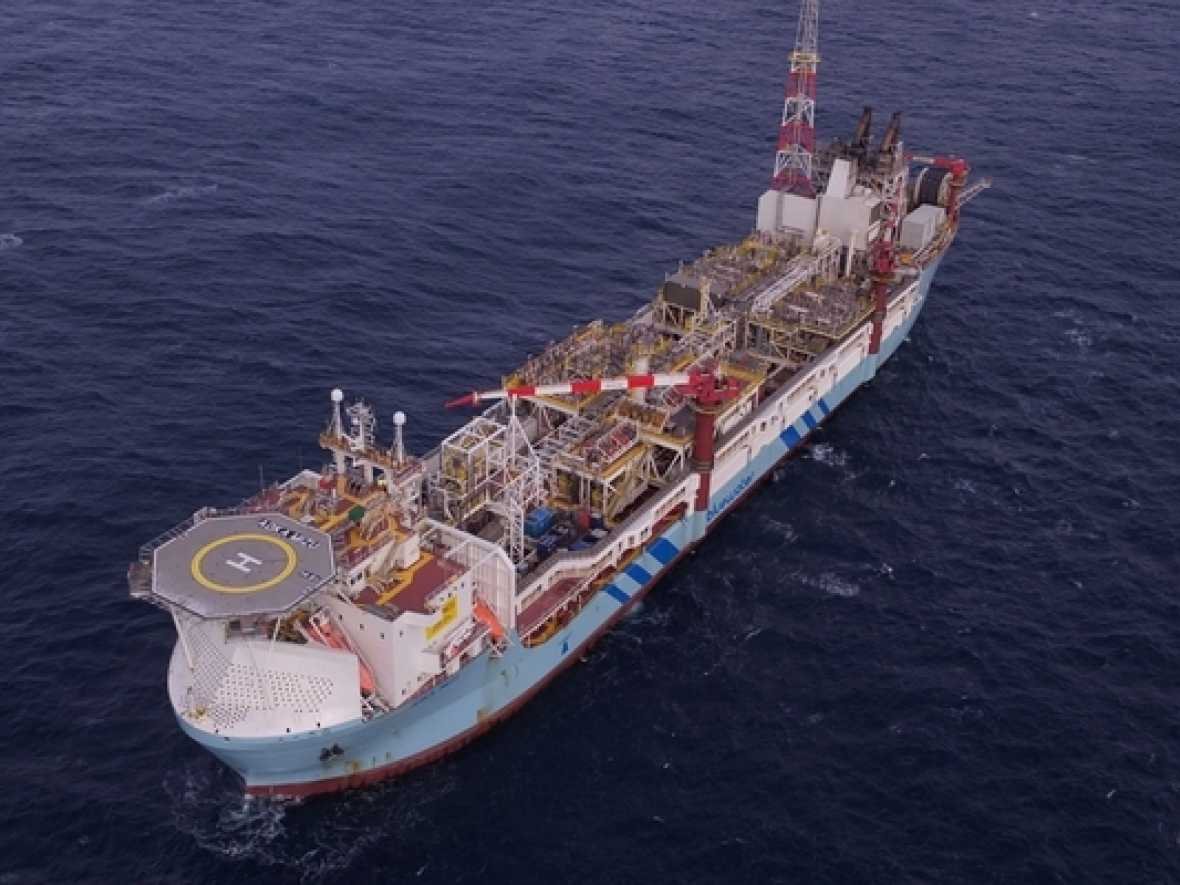 DNV GL and Bluewater to use digital twin to analyse FPSO fatigue
