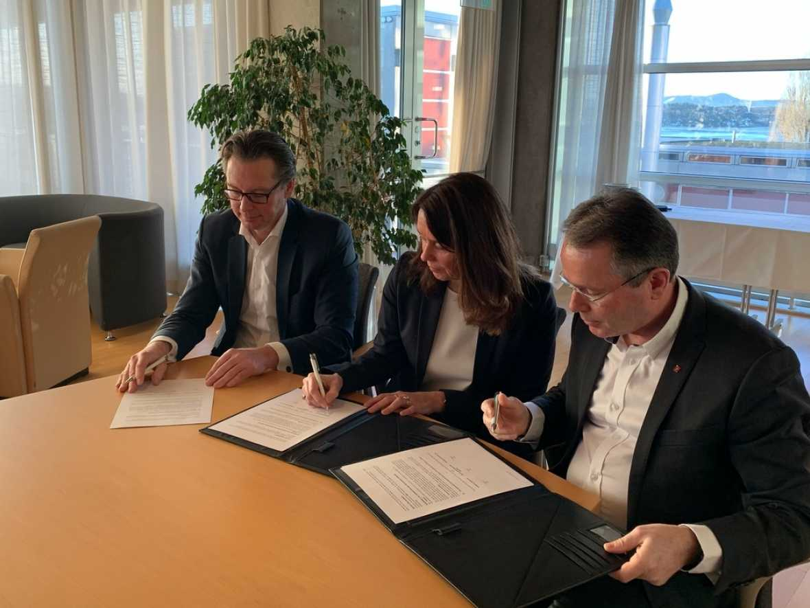 Kongsberg and DNV GL to accelerate digital take up