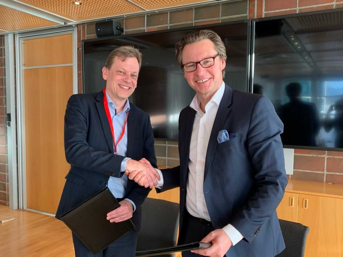 Wärtsilä and DNV GL partner to speed up digitalisation
