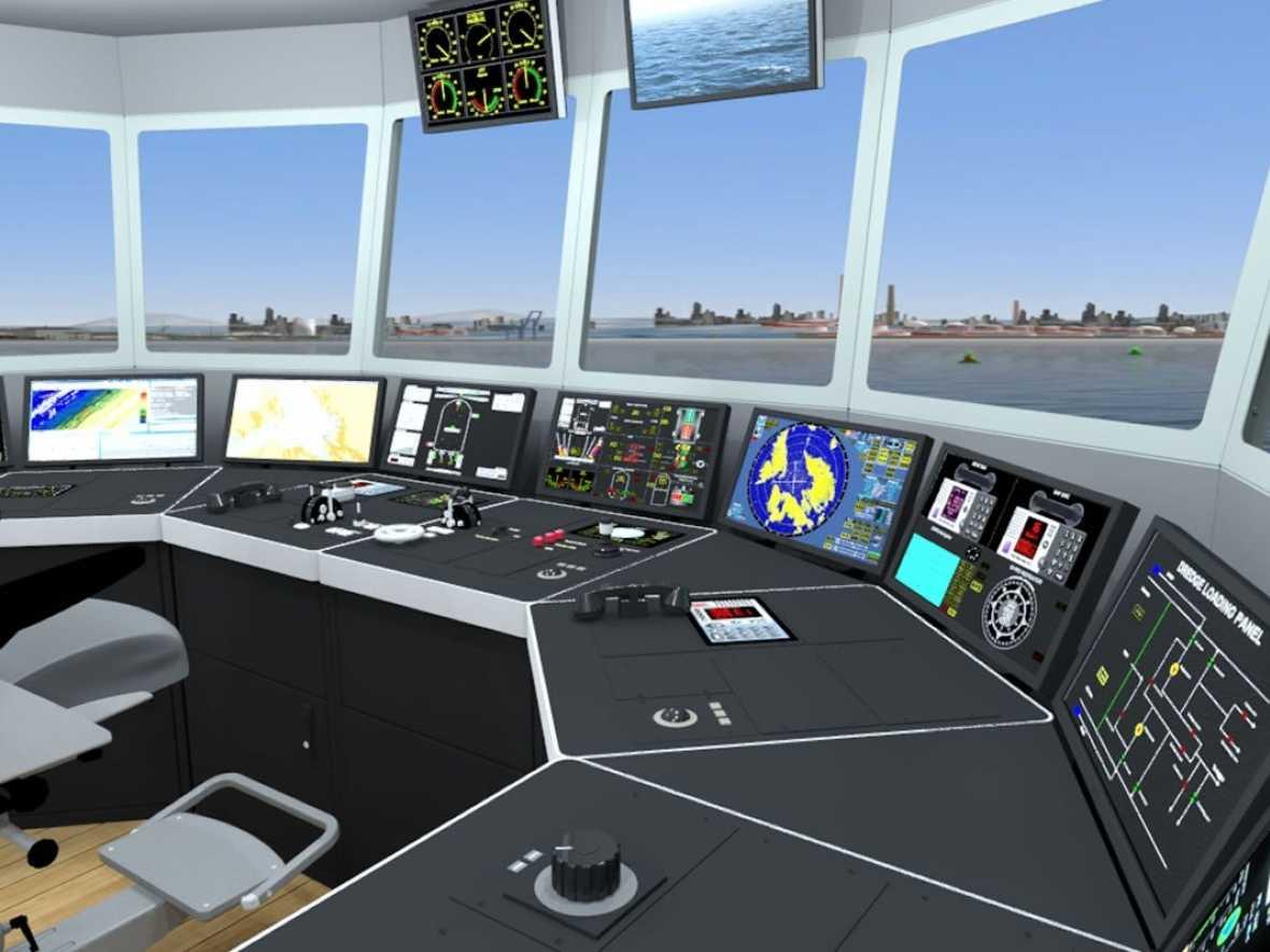 Belgian centre gets Kongsberg dredging simulator