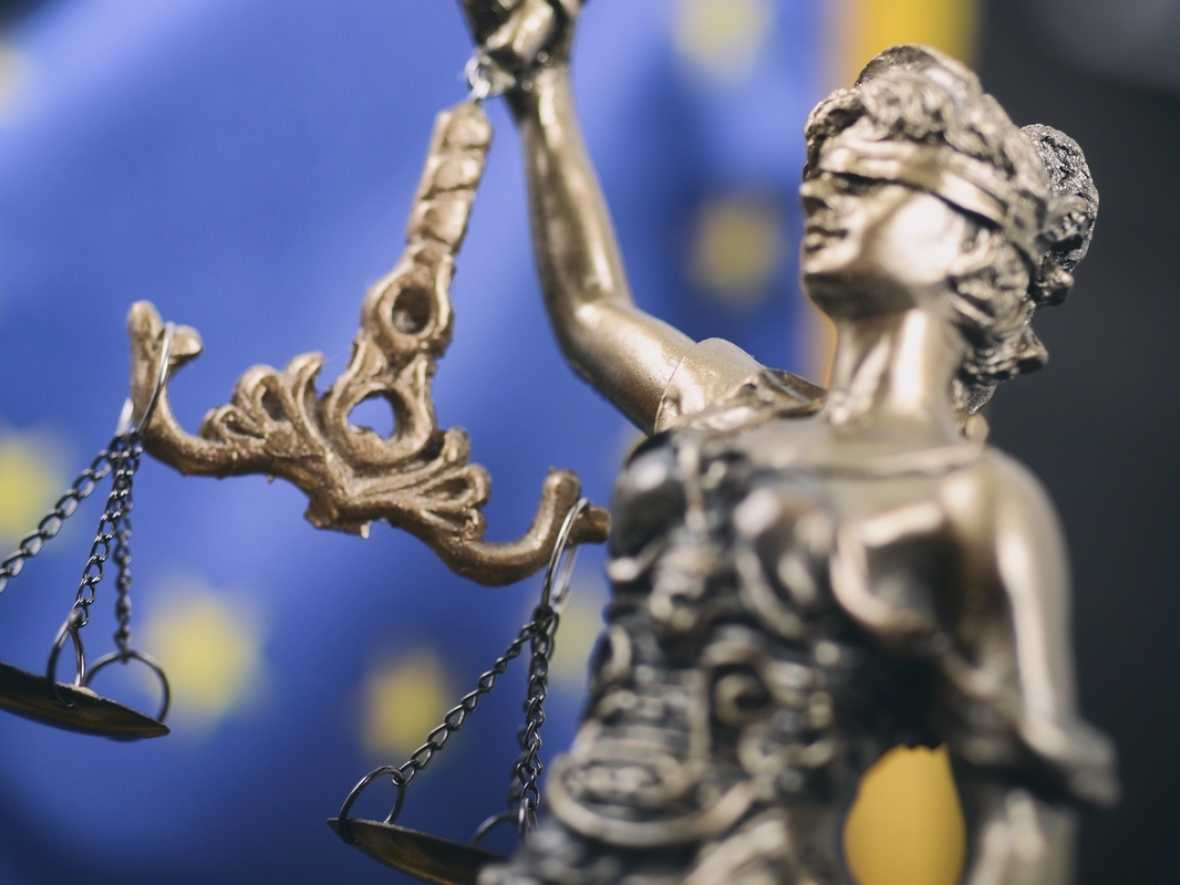 Germany in legal war with EU over courts' status