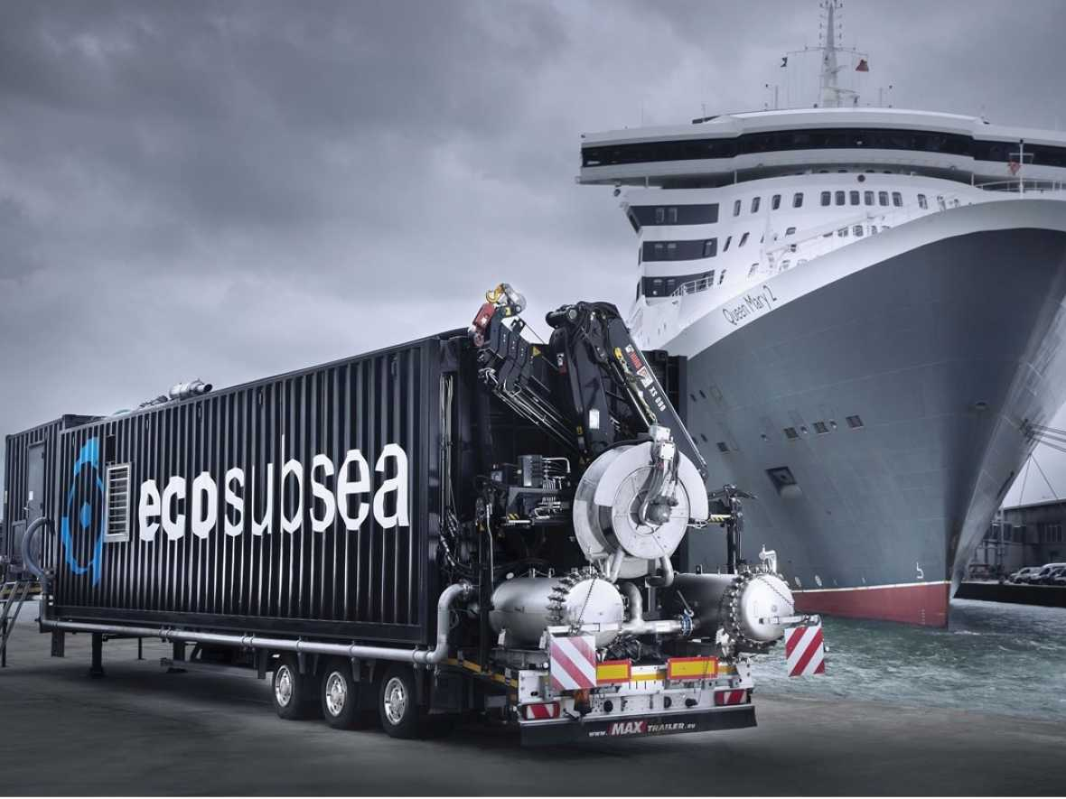 ECOsubsea set to clean up in shipping