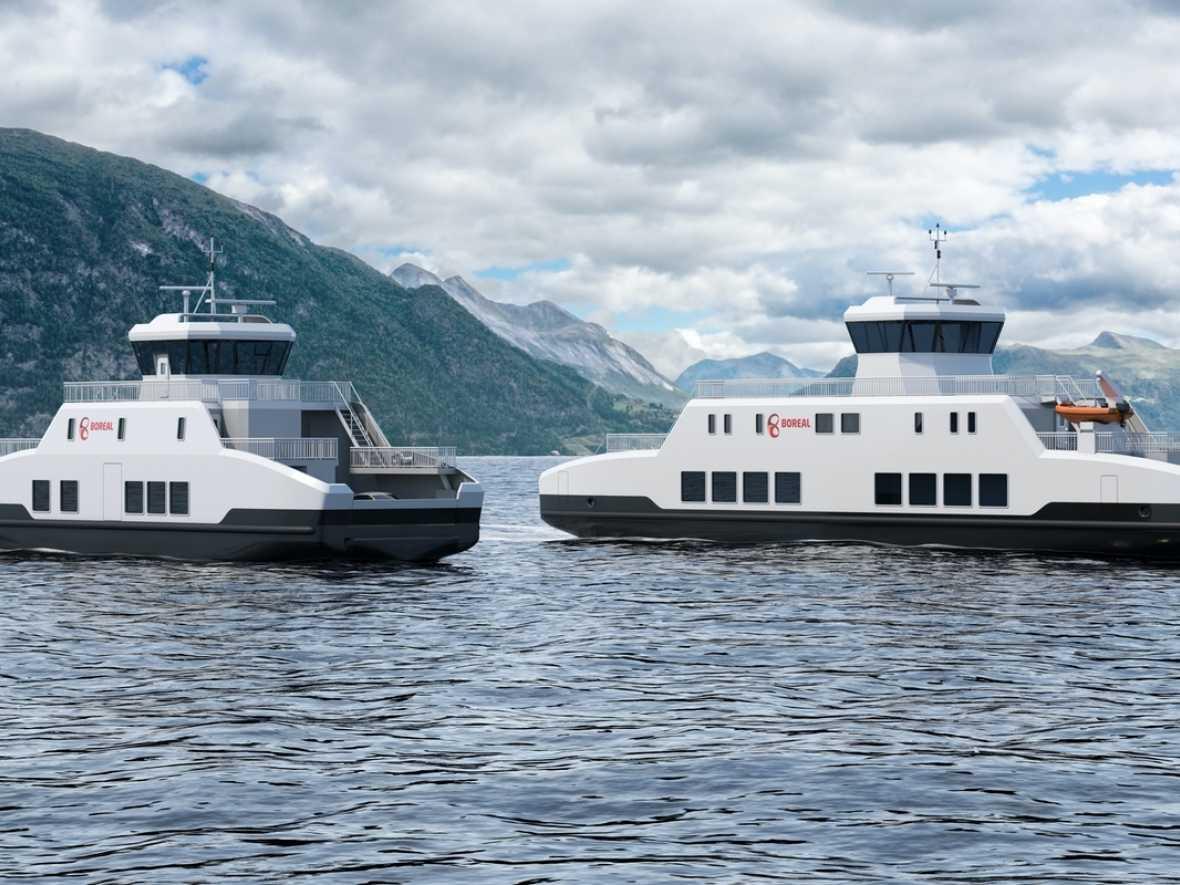 Wärtsilä to design and equip zero-emissions ferry pair