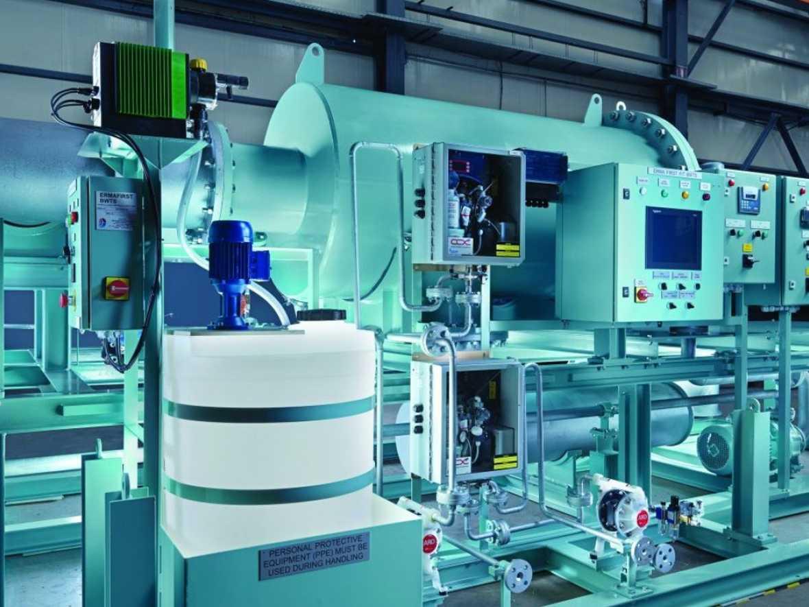 Ballast treatment methods explained