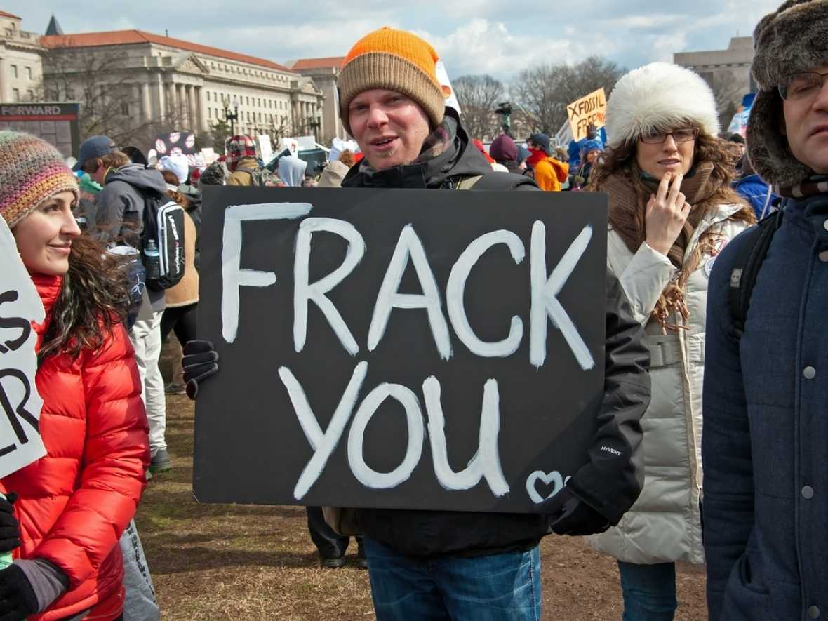Crude price rises could herald return to fracking