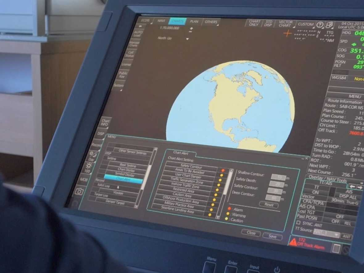 ECDIS management advice from London P&I