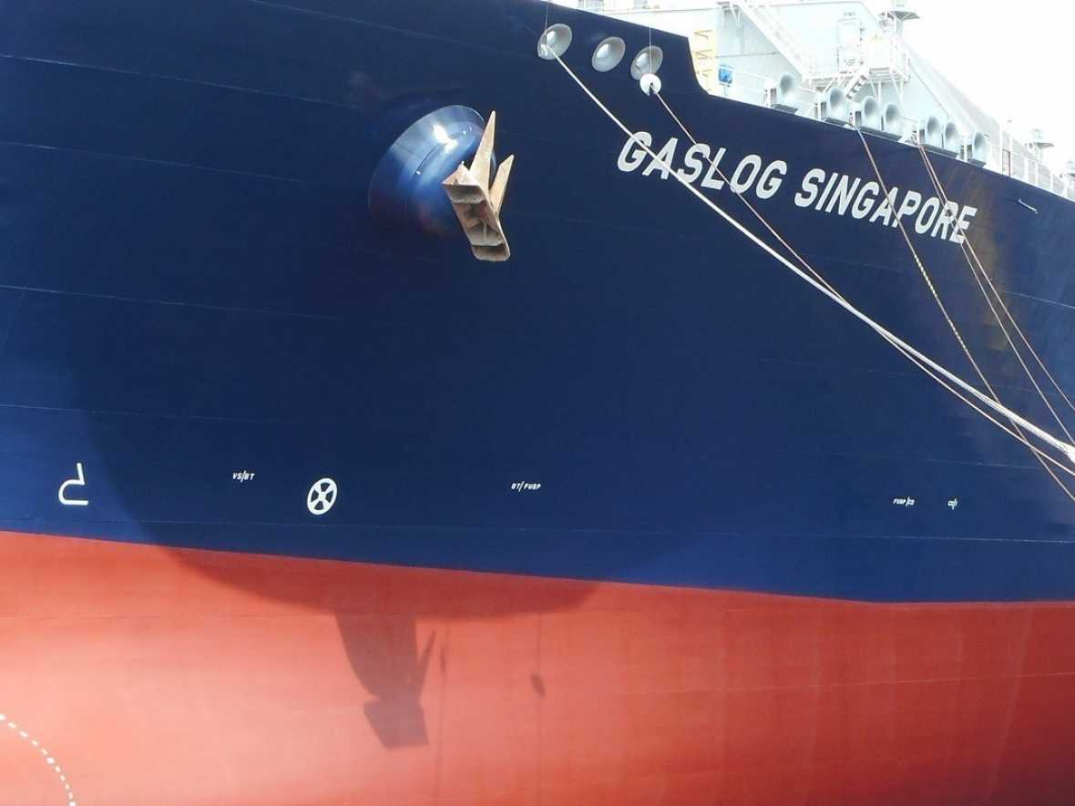 Gaslog opts for Nippon's A-LF-Sea