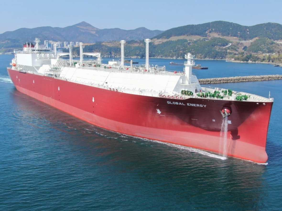 Nakilat takes delivery of latest newbuild