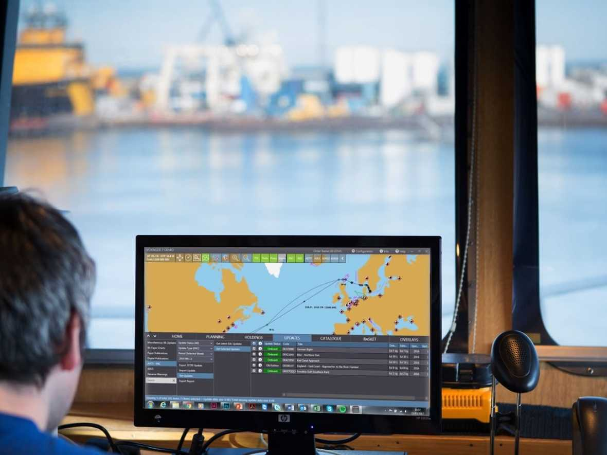 GNS to cut cost of navigation charts