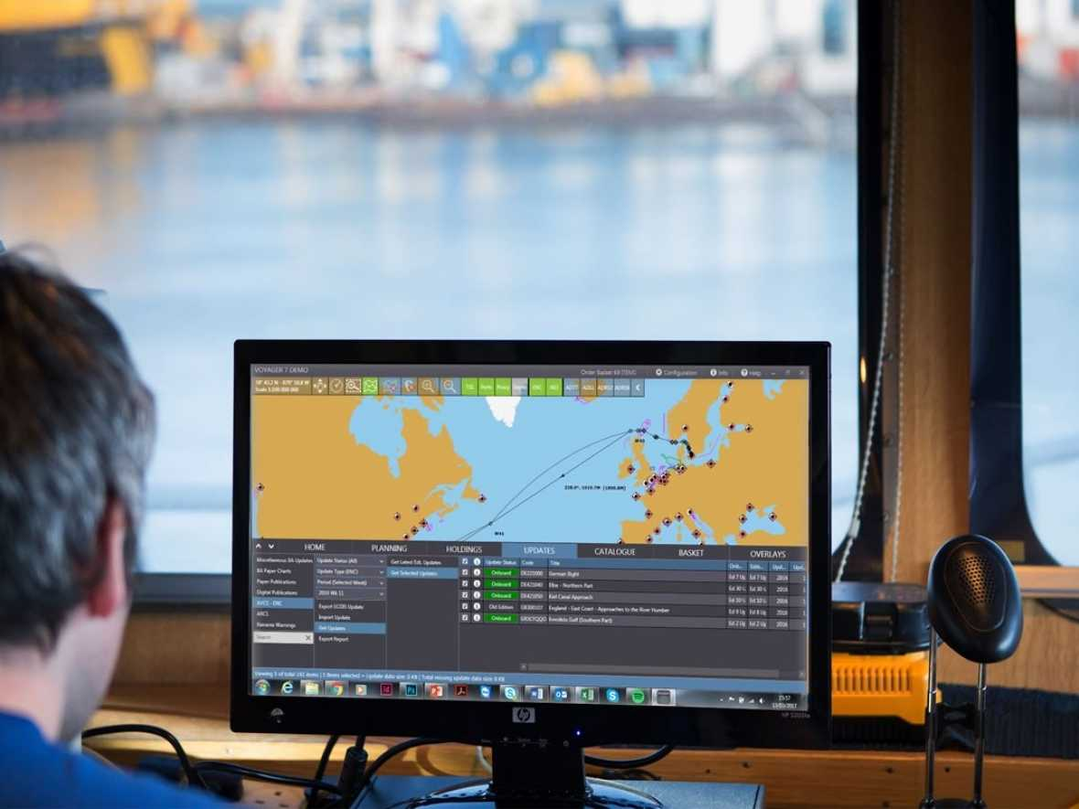 GNS adds new tools to Voyager PLANNING STATION