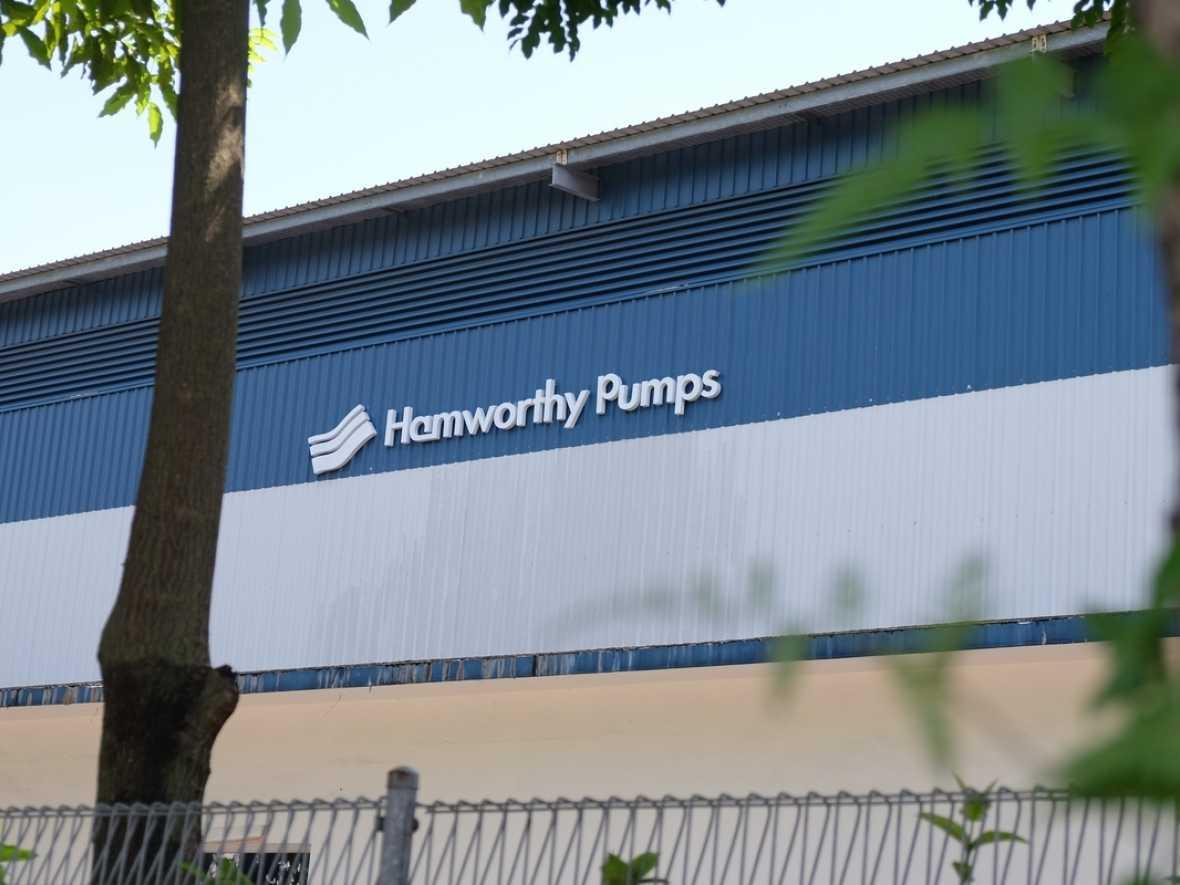 Hamworthy Pumps reports impressive growth after leaving Wärtsilä