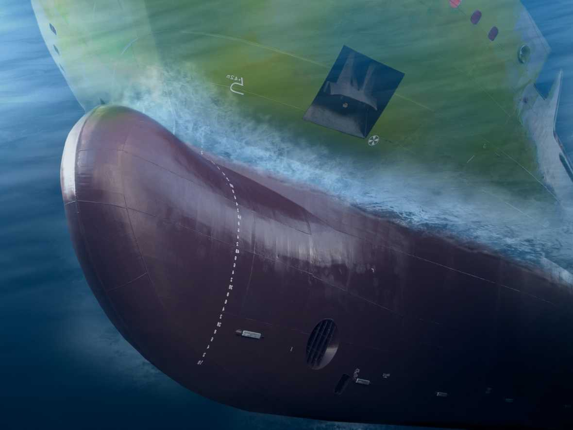 Future technology needed for continuous clean hulls